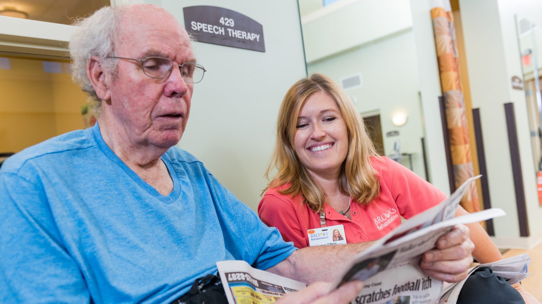 Brooks Rehabilitation - Skilled Nursing - Go Beyond